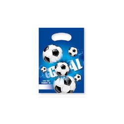 6 Sachets football