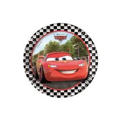 8 assiettes cars