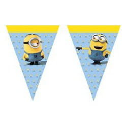 Drapeau lovely minions