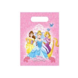 6 sachets princesses & animals
