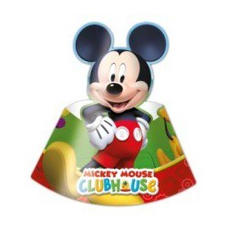 6 chapeaux mickey playful