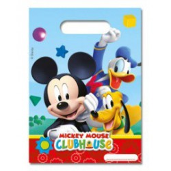 6 sachets mickey playful