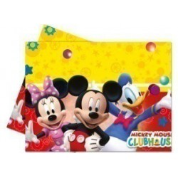 1 nappe mickey playful