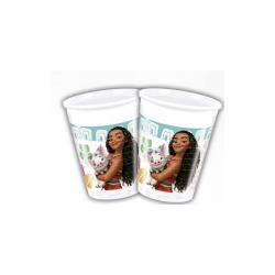 8 Goblets MOANA