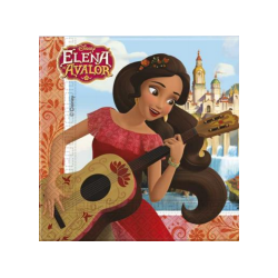 20 SERVIETTES ELENA OF AVALOR