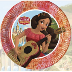 8 ASSIETTES ELENA OF AVALOR