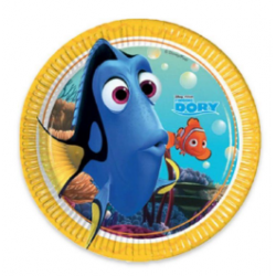 8 assiettes finding dory