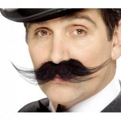 Moustaches de détective auto adhésives