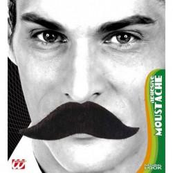 Moustaches de roi auto adhésives