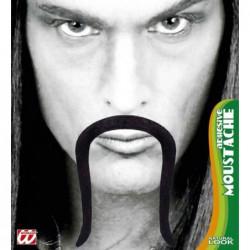 Moustaches chinoises auto adhésives