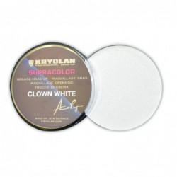 Supracolor blanc de clown 90gr