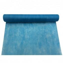 Chemin de table turquoise 30cmx 5m