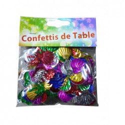 CONFETTIS COQUILLAGES...