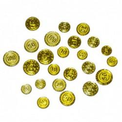 20 doublons dorés
