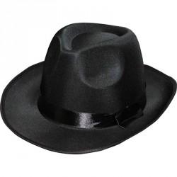 Borsalino satin noir taille...