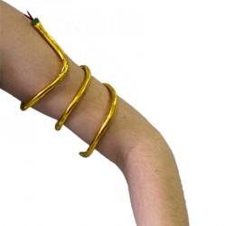 Bracelet égyptien serpent...