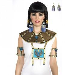Boucles d'oreille égyptiennes