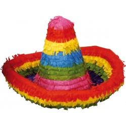 Piñata (sombrero) 33 x 33 x 25 cm