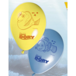 8 ballons finding dory