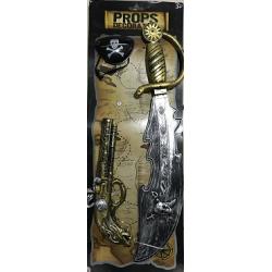 Kit pirate accessoires...