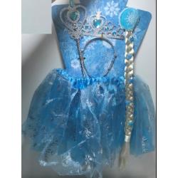 Kit princesse bleu