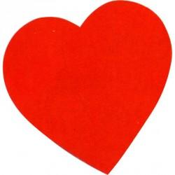 Cœur en carton 38cm