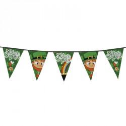 Bannière saint Patrick 14 pav 45x30cm - 8m