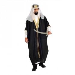 Déguisement cheik arabe