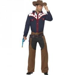 Costume cowboy rodeo