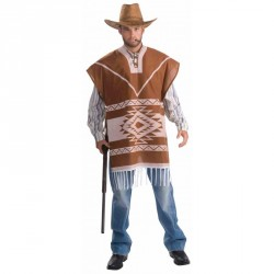 Poncho cow-boy