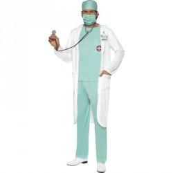 Déguisement de praticien /chirurgien
