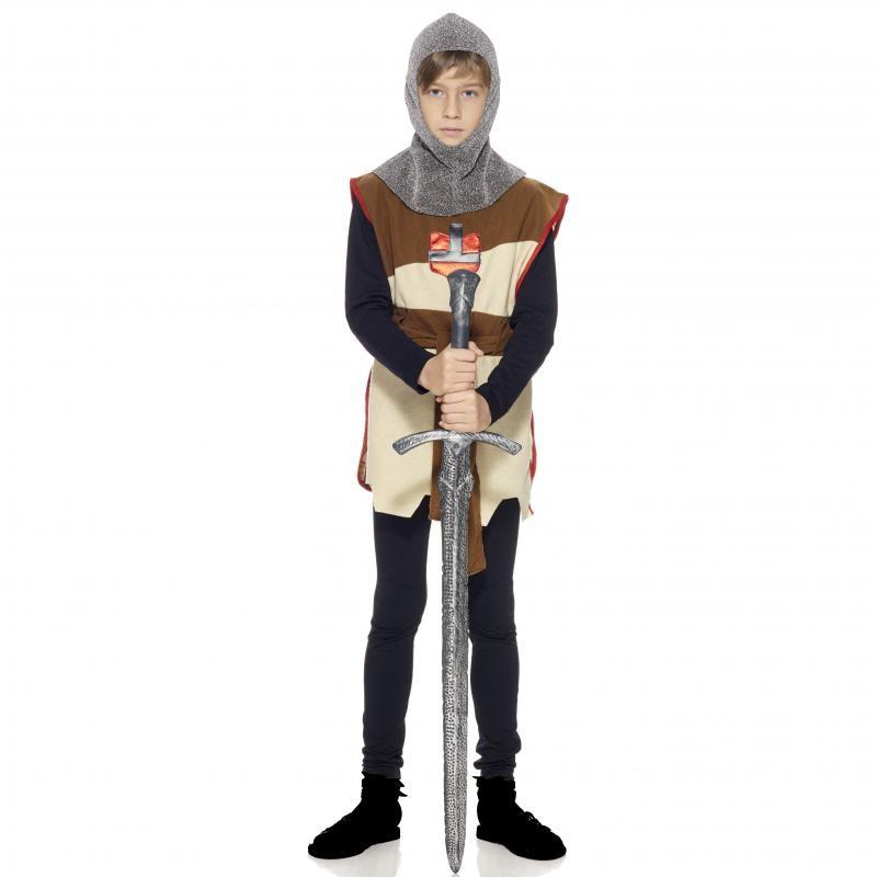 Costume Chevalier 8/10 ans