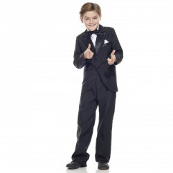 Costume d'Agent Secret 4/5 ans