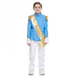 Costume prince albert 7/9 ans