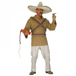 Costume mexicain en location