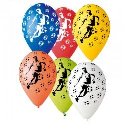 Sachet de 10 ballons foot...
