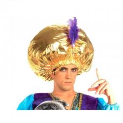 Turban de sultan dore