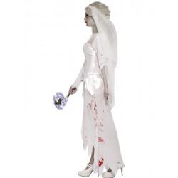 zombie mariée de la mort