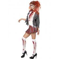 écolière zombie en location