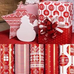 Papier cadeaux fantaisie...