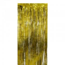 Rideau lamelle or 2.40 x 0.9 m