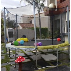 Trampoline (3,80m) en location
