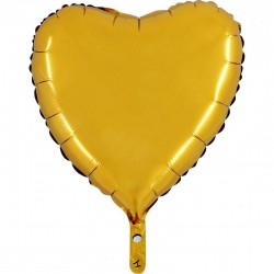 1 ballon mylar métallisé...