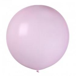 Ballon géant rose diam 64cm