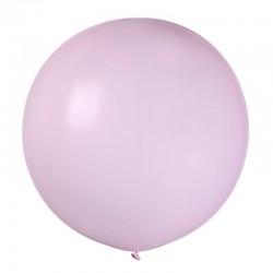 Ballon géant rose diam 90cm