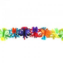 Guirlande Flower en papier...