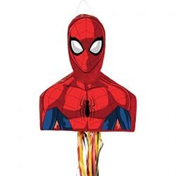 Pinata à tirer Spiderman