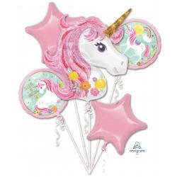 Bouquet Ballons Foil...