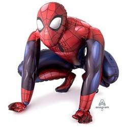Ballon Marcheur Spiderman...
