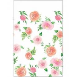 Nappe papier Floral Baby...